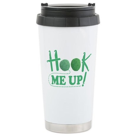 Hook Me Up Ceramic Travel Mug