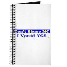 Don't Blame M_ Journal