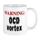 OCD vortex Small Mug