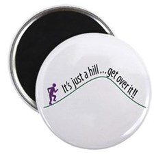 Get Over It (Running) Magnet