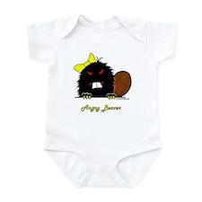 Angry Beaver Infant Bodysuit