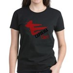 Capoeira Girl Women's Dark T-Shirt