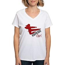 Hapkido Girl Shirt