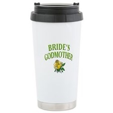 Bride's Godmother(rose) Ceramic Travel Mug