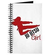 Ju Jitsu Girl Journal