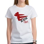 Ju Jitsu Girl Women's T-Shirt