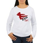Ju Jitsu Girl Women's Long Sleeve T-Shirt