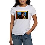 Rastafarian Women's T-Shirt