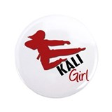"Kali Girl 3.5"" Button (100 pack)"