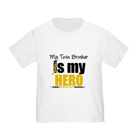 ChildhoodCancer TB Toddler T-Shirt
