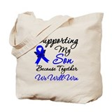 ColonCancerSon Tote Bag