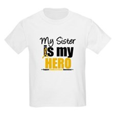ChildhoodCancer Sister T-Shirt