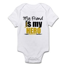 ChildhoodCancer Friend Infant Bodysuit