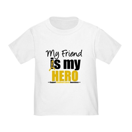 ChildhoodCancer Friend Toddler T-Shirt