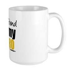 ChildhoodCancer Friend Mug