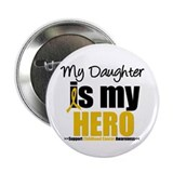 "ChildhoodCancer Daughter 2.25"" Button"