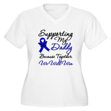 ColonCancerSupport Daddy T-Shirt