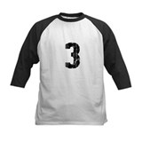 Cute Number Tee