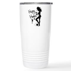 Happy Hooker Stainless Steel Travel Mug