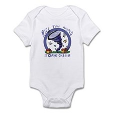 Ride the wind Infant Bodysuit