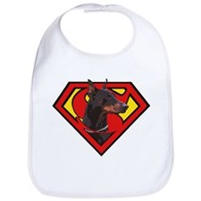 Super DoberMan Bib