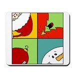 christmas fun Mousepad