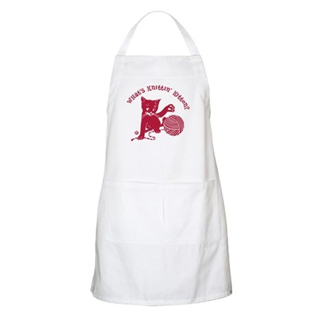 Happy Hooker BBQ Apron
