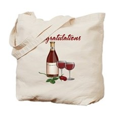Congratulations Tote Bag
