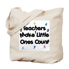Primary School Teacher Tote Bag