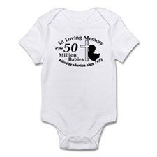 Pro Life - In Loving Memory Infant Bodysuit