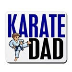 Karate Dad (OF BOY) 3 Mousepad