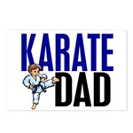 Karate Dad (OF BOY) 3 Postcards (Package of 8)