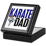 Karate Dad (OF BOY) 3 Keepsake Box