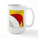xmas hoho Large Mug