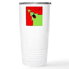 XMAS bright Stainless Steel Travel Mug