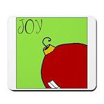 Xmas JOY Mousepad