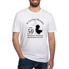 In Loving Memory Shirt