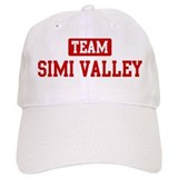 Team Simi Valley Baseball Cap