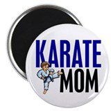 "Karate Mom (OF BOY) 3 2.25"" Magnet (10 pack)"