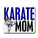 Karate Mom (OF GIRL) 3 Mousepad