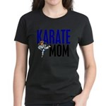 Karate Mom (OF GIRL) 3 Women's Dark T-Shirt