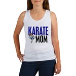 Karate Mom (OF GIRL) 3 Women's Tank Top