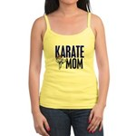 Karate Mom (OF GIRL) 3 Jr. Spaghetti Tank