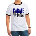 Karate Mom (OF GIRL) 3 Ringer T
