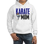 Karate Mom (OF GIRL) 3 Hooded Sweatshirt