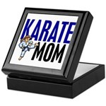 Karate Mom (OF GIRL) 3 Keepsake Box