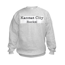 Kansas City rocks Sweatshirt
