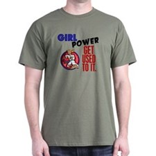 Girl Power 2 Karate T-Shirt