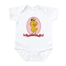 Guyanese Chick Infant Bodysuit
