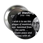 President George Washington Button